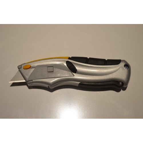 Utility Knife Auto Loading