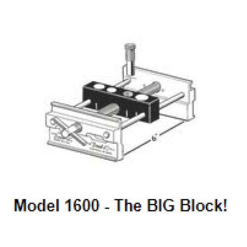 Self-centering Dowelling Jig 6 inch (Model 1600)