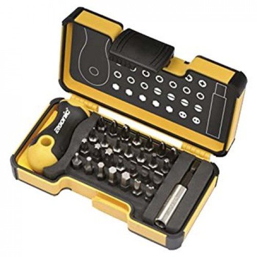 FELO ERGONOMIC STRONG BOX 30 PIECE BIT SET 02073006