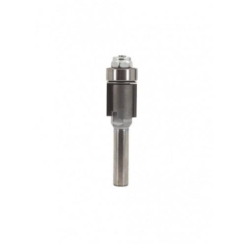 Flush Trim bit 1/4 shank with replaceable Head & Arbor Plus 3 x replacement heads